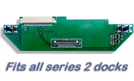 Bose SoundDock Series II docking connector replacement kit