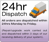 24 hr dispatch